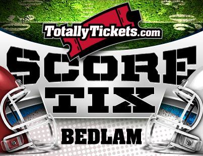 Predict the #BEDLAM score and WIN OU or OSU BOWL GAME TICKETS! Or win a $250 gift card! Details at http://tix4.me/ContesT  #oklahoma #sooners #oklahomastate #cowboys #gopokes #okstate #boomer #osu #ou