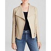 Mackage Jacket - Pina Leather