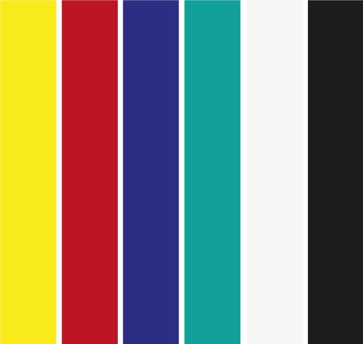 Paleta de color, Tumbes