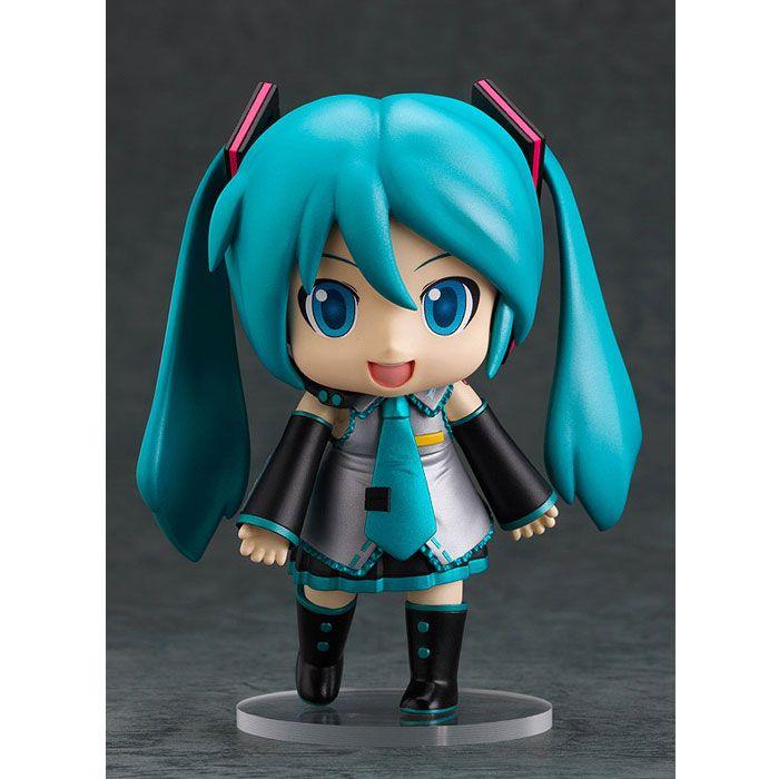 Vocaloid: Nendoroid Mikudayo- Miku Hatsune Figuuri (299)