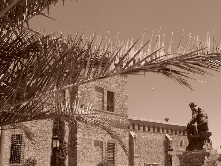"""El Marques de Santa Cruz se hizo su palacio en El Viso, """" porque pudo y porque quiso """"."""