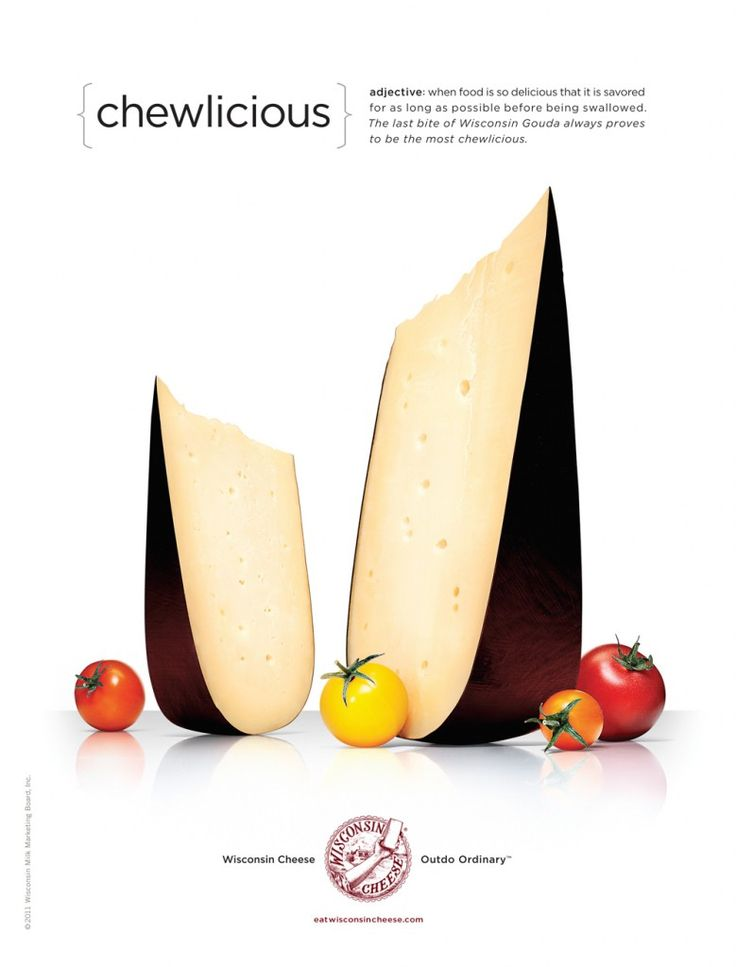 My two loves - Cheese & Design: Ads Iction, Print Ads, Beautiful Ads, Ads Interesting, Ads Commercial, Funny Ads, Ads Funny, Commercial Ads, Ads Photos