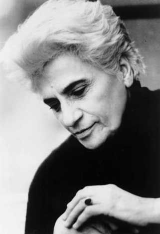 Domna Samiou (1928-2012) was a prominent Greek researcher and performer of Greek Folk Music. For over half a century she has been collecting, recording and performing all over the world the traditional songs of Greece, appealing not only to the Greek diaspora, but also introducing non-Greek audiences to traditional Greek Folk Music..