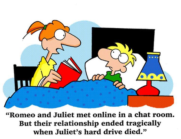 information technology cartoon--change -jokes and humor