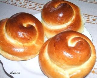 Limara péksége: Kókusztejes briós