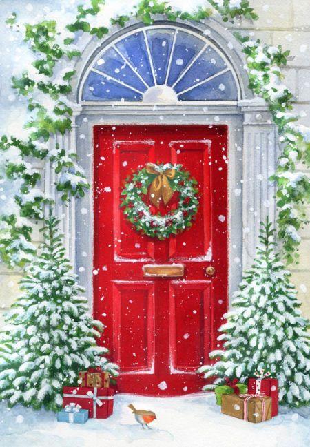 Lisa Alderson - LA - Christmas Red Door Lo-res