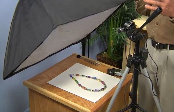 how to photograph your jewelry - from Jewelry Photography: Tips on What To Do (and What Not To Do) for Great Photos - Jewelry Making Daily