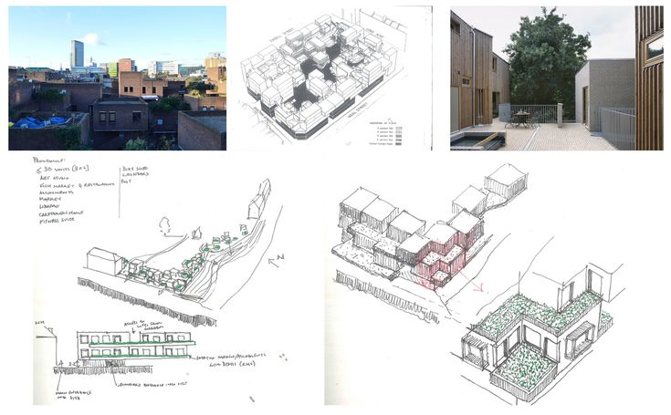 Image result for odhams walk architecture