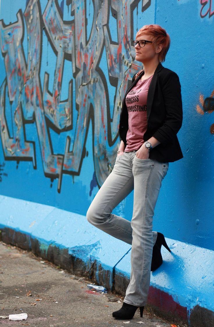 Herrlicher bootcut jeans