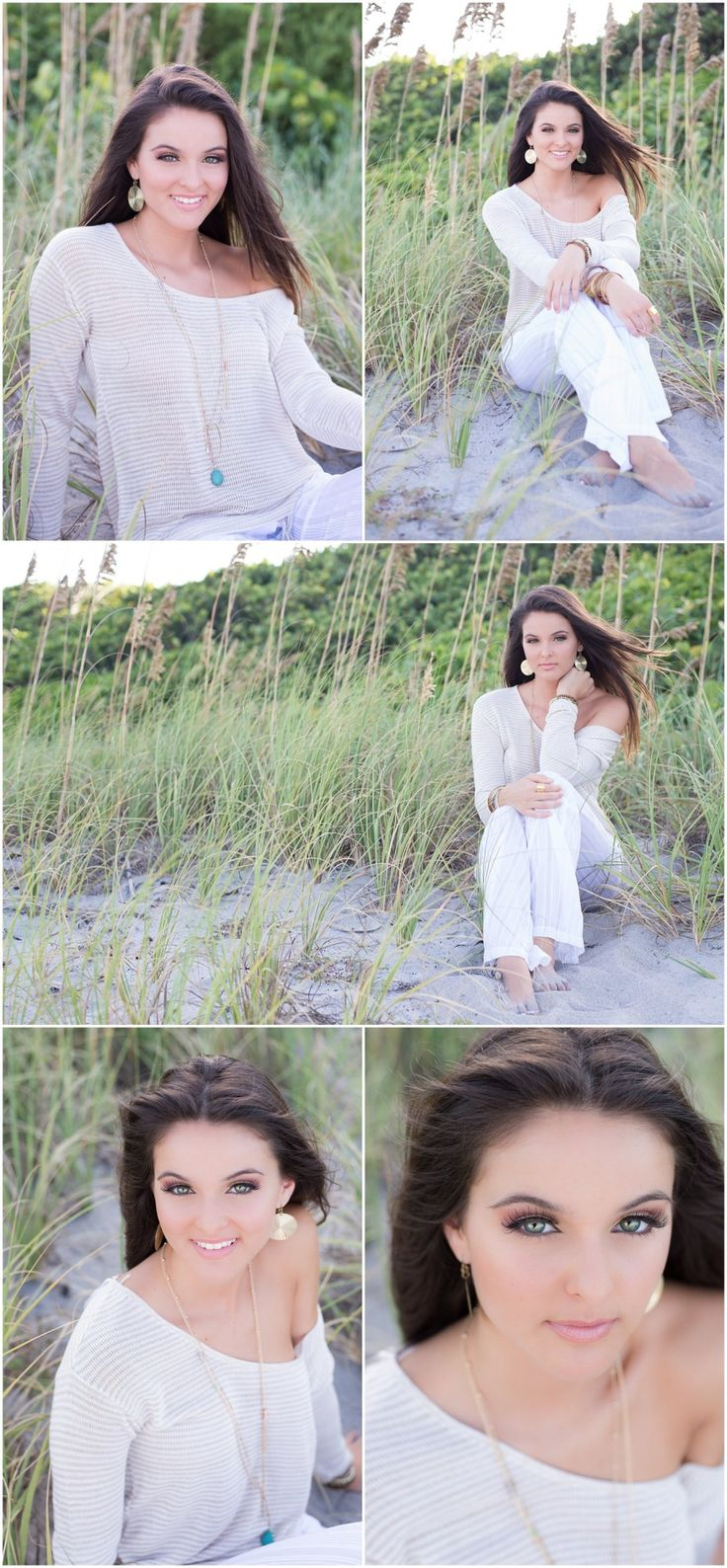 florida senior portrait photography, lifestyle photography, beach senior portraits, dune senior portraits