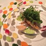 アルジェントASO - 落ち葉のサラダ