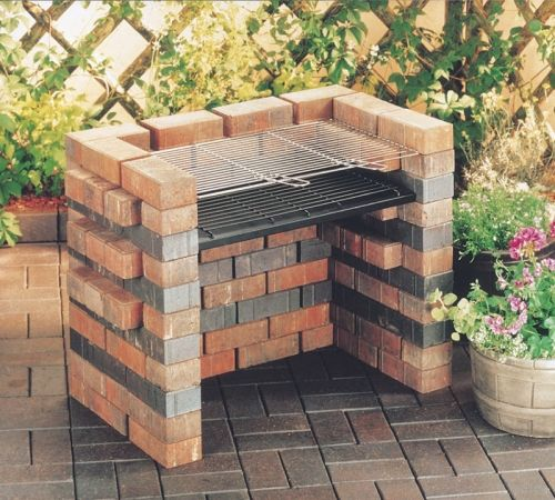 Brick Grills And Outdoor Countertops Building Your: 53 Best Diy Brick Bbq Grill Ideas Images On Pinterest