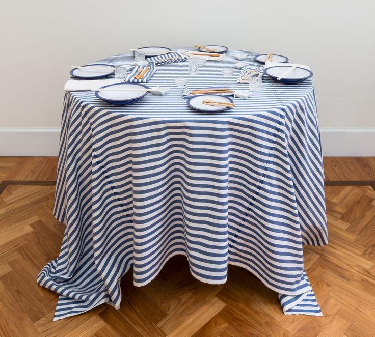 Tovaglia Cotone - Cotton Tablecloth