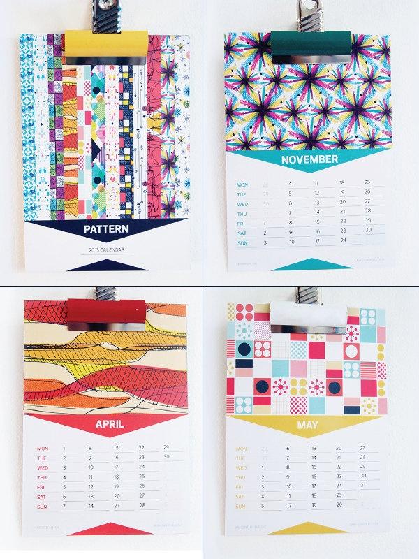 Creative Calendar Planner Design : Best calendar designs images on pinterest