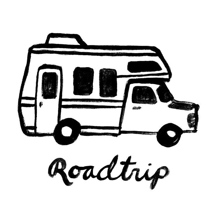 Roadtrip camper style