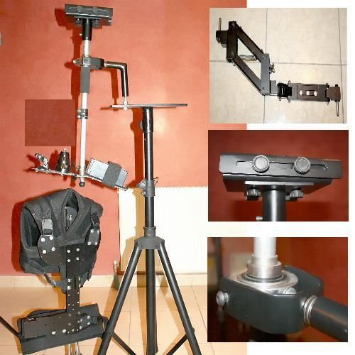 Ryadeh Professional Steadicam Pilot