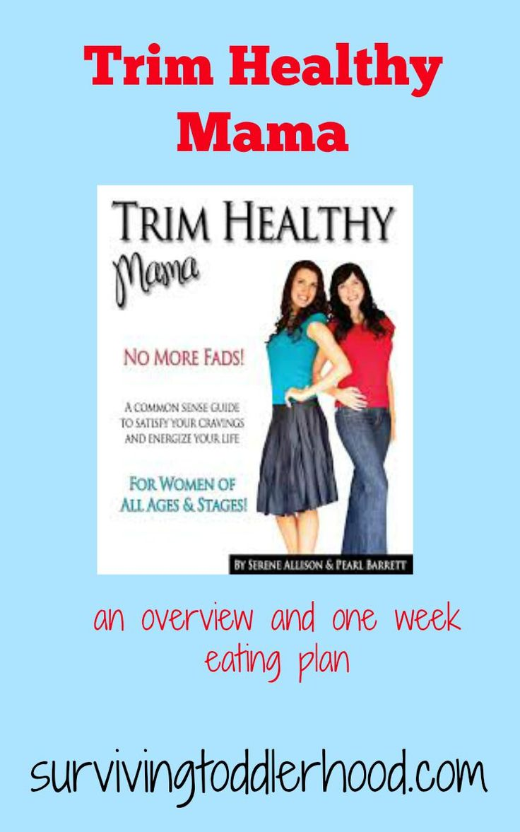It is a picture of Striking Trim Healthy Mama Meal Plan