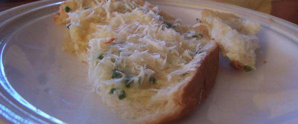 Fast And Easy Garlic Cheese Bread Recipe - Italian.Genius Kitchen