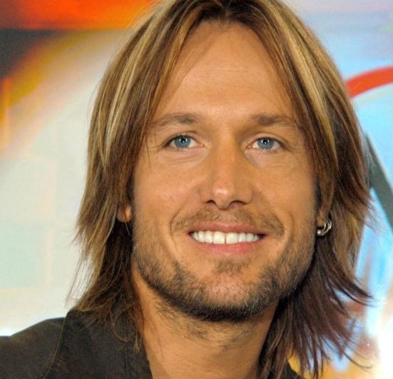 Keith Urban smile <3
