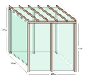 die besten 17 ideen zu gew chshaus selber bauen auf pinterest gew chshaus bauen fr hbeet. Black Bedroom Furniture Sets. Home Design Ideas