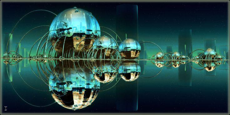Phantom Zone by Len1.deviantart.com on @deviantART