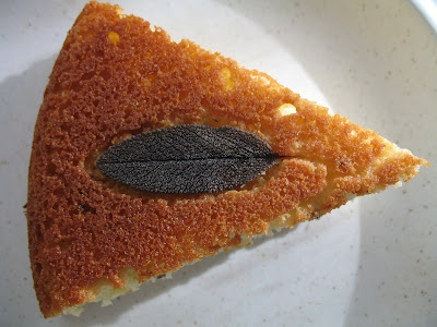 sage and honey skillet cornbread   everything else edible   Pinterest ...