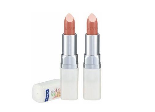 Testa il rossetto Pure&Natural Nivea - http://www.omaggiomania.com/testare-prodotti-gratis/testa-rossetto-pure-natural-nivea/