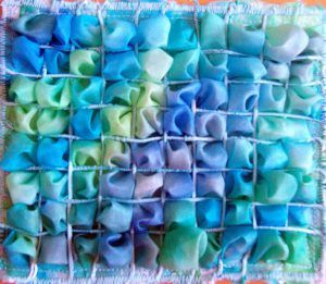 Project-6-Manipulating-Fabric-Silk-Bubble-Grid