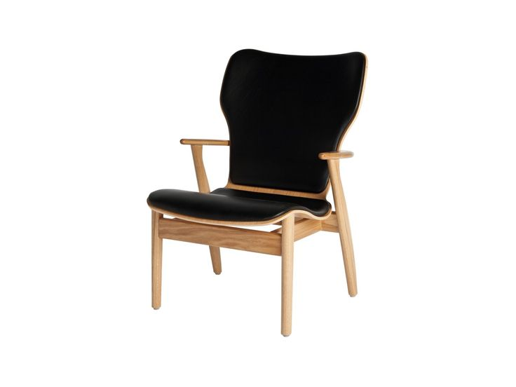 Artek - Products - Armchairs - DOMUS LOUNGE CHAIR, UPHOLSTERED