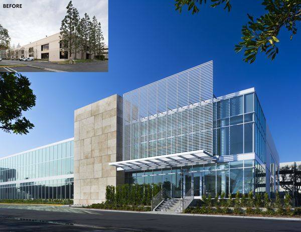 2221 rosecrans on architecture served architecture for Contemporary office building design