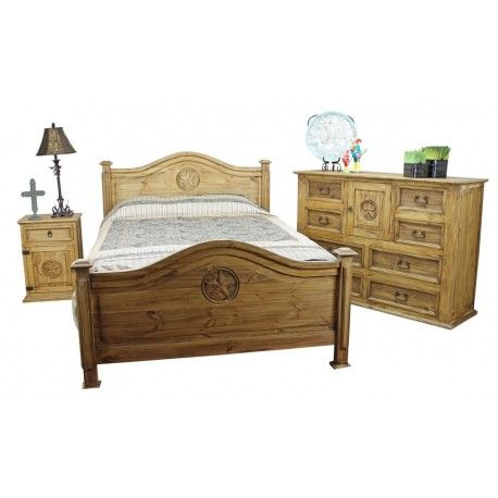 Texas Star Bedroom Set Similar To Ours Dream Bedroom