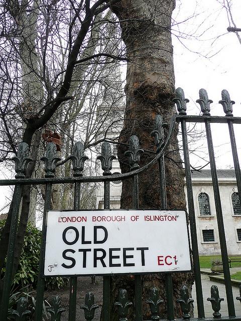 Old Street EC1 (London Borough Of Islington)