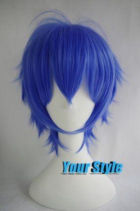 Japanese Vocaloid  Senbonzakura Wig Cosplay Short Boy Pixie Cut Male Hair Wigs Cosplay  Peruca Cosplay Perruque Homme Men