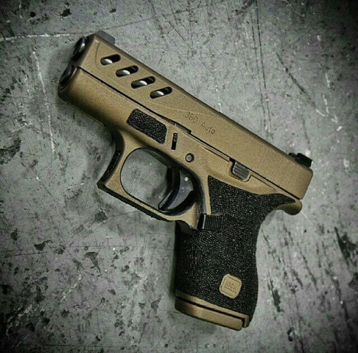 the beautiness of a gun