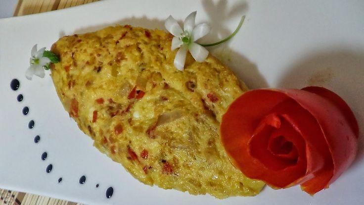 cozinha talento: saiba como fazer uma omelete perfeita