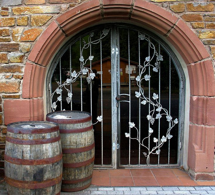 Winery Doors by Gerry Bates & 17 best Winery Doors images on Pinterest | Safari Wine cellars and ...