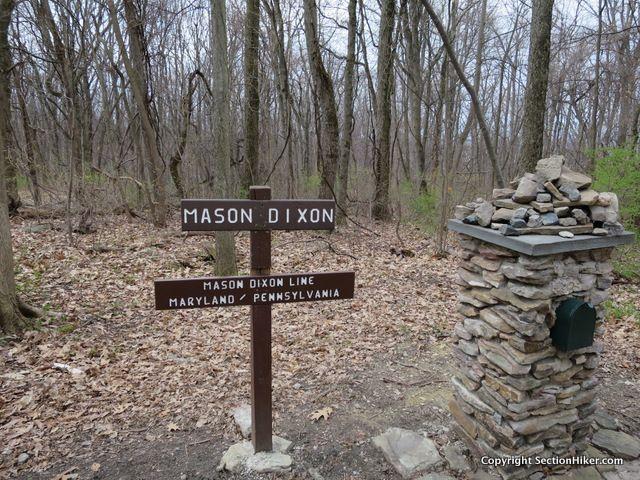 Pennsylvania Appalachian Trail Section Hike Gear List - Spring 2018 - https://sectionhiker.com/pennsylvania-at-section-hike-gear-list-spring-2018/
