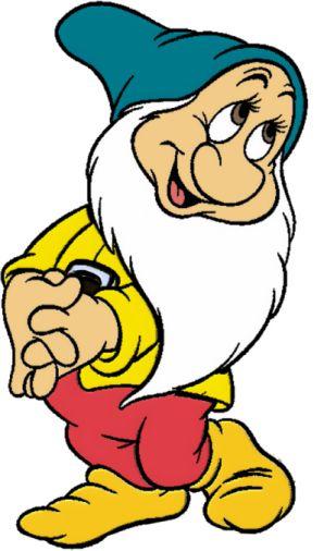 Snow White's Dwarf: Bashful
