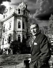 Vincent Price, and a ton of his movies will be watched into the wee hours of the morn