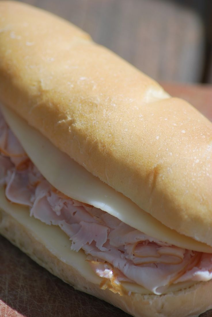 My story in recipes: Jimmy Johns Bread (Part 2)
