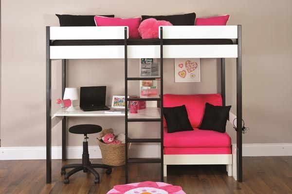 45 Bunk Bed Ideas With Desks | Ultimate Home Ideas