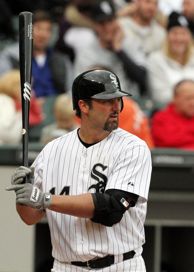 Paul Konerko, Chicago White Sox