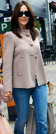 I love this prada jacket