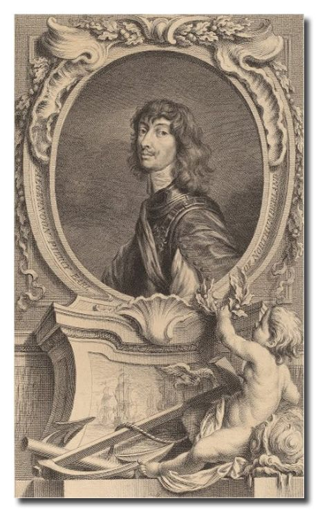 Reprodukcja Antoon van Dyck kod obrazu dyck9