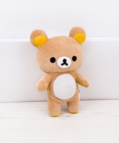 "Mini 6.5"" Rilakkuma plush toy"