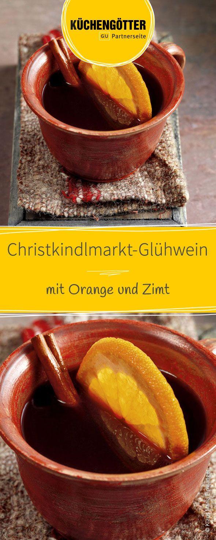 Wärmender Christkindlmarkt-Glühwein
