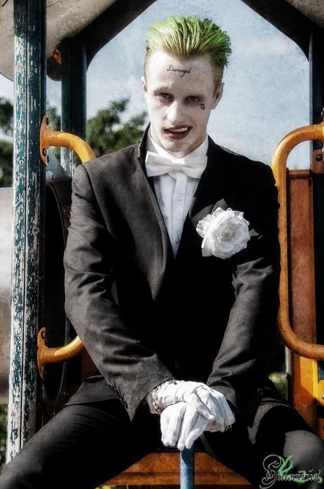 Joker cosplay  cosplayer: MisterJ Cosplay  Photo: Hinovirus  #cosplay #joker #SuicideSquad