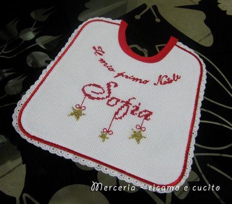 Bavaglino-Bavetta-il-mio-primo-Natale-Per-Sofia-1