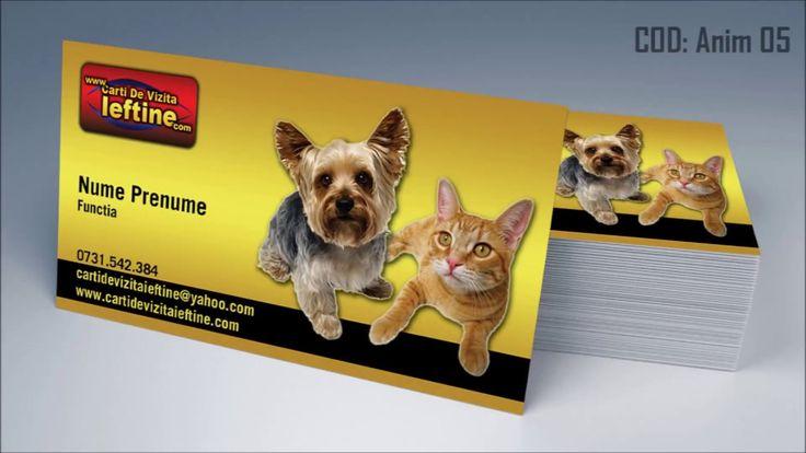 http://cartidevizitaieftine.com/ prezinta modele Carti de vizita cu animale precum caini, pisici, iepuri, papagali iar la cerere se pot reproduce alte modele dupa preferinta clientului. Modelele de pe site-ul nostru sunt gratuite. Oferim si transport gratuit in Bucuresti si Ilfov. Deasemenea livram in toata tara prin curier rapid carti de vizita care ajung in 24 de ore la adresa dvs, insa din experienta noastra, comenzile ajung mult mai rapid. Printam digital dar si offset o gama variata de…