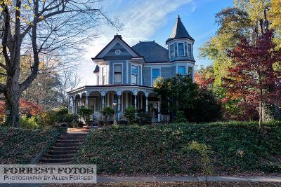 The Most Jaw-Droppingly Beautiful Victorian Homes - Page 45 of 58. Wake Forest, North Carolina Queen Anne